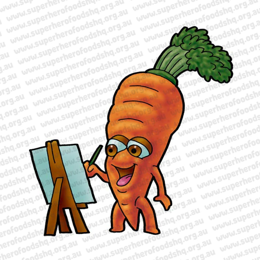 Archives foods hq by. Carrots clipart superhero