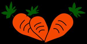 Clip art at clker. Carrots clipart
