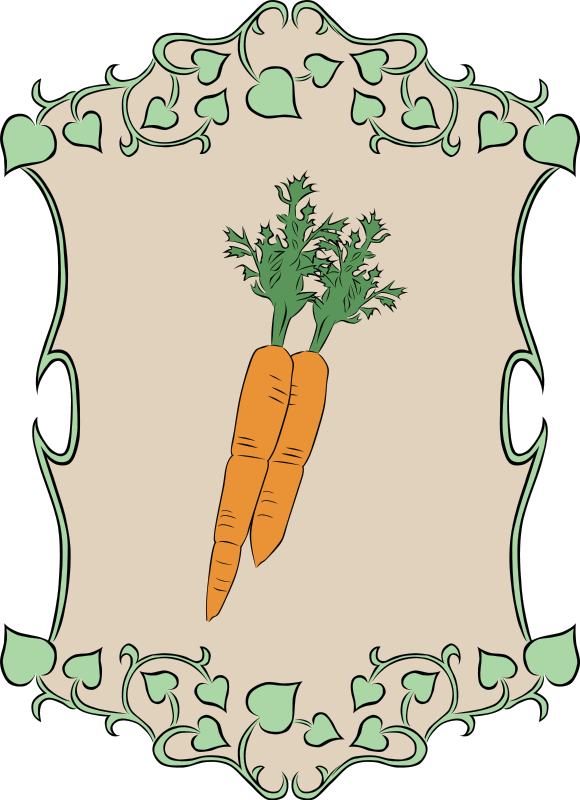 Pear clipart fruit seed. Garden sign carrots recipes