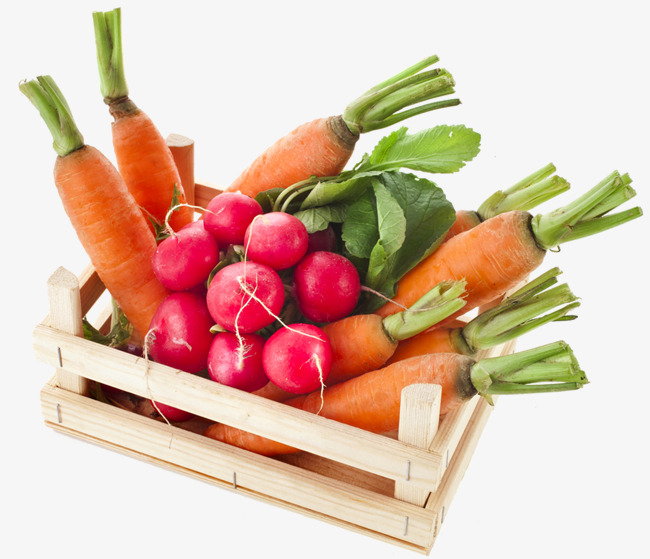 Carrots clipart red carrot. Wooden in boxes box