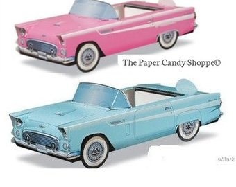 Cars clipart candy. Classic car etsy food