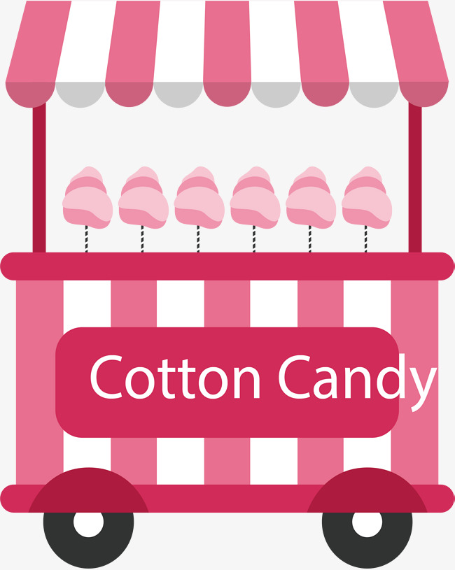 Cotton png images vectors. Cars clipart candy