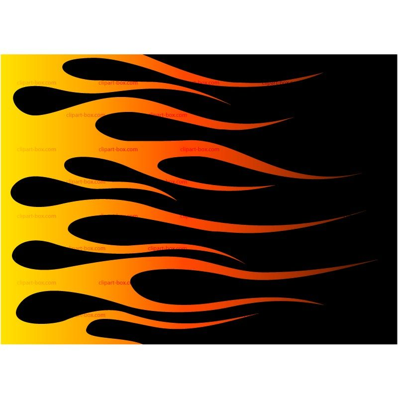 Of flames footwear concept. Motorcycle clipart flame