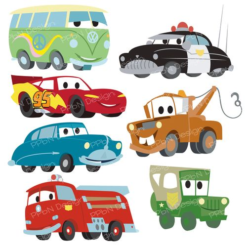 best car s. Cars clipart happy birthday