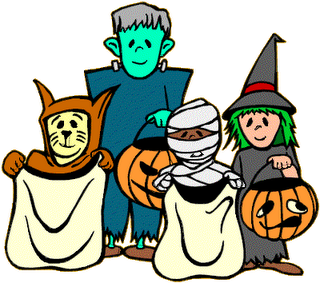 Clipart halloween day. Free parking lot download