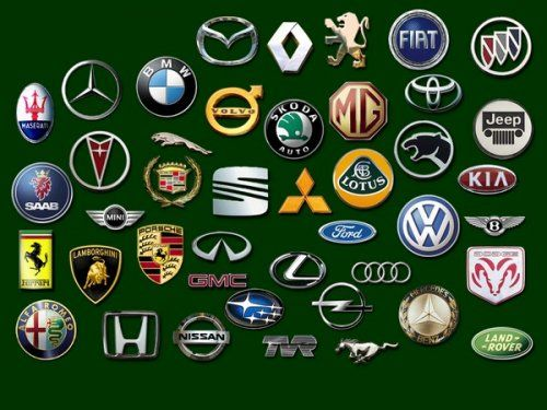 File emblems and logos. Cars clipart psd
