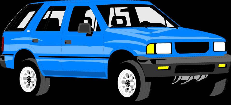 clipart car suv #66025071