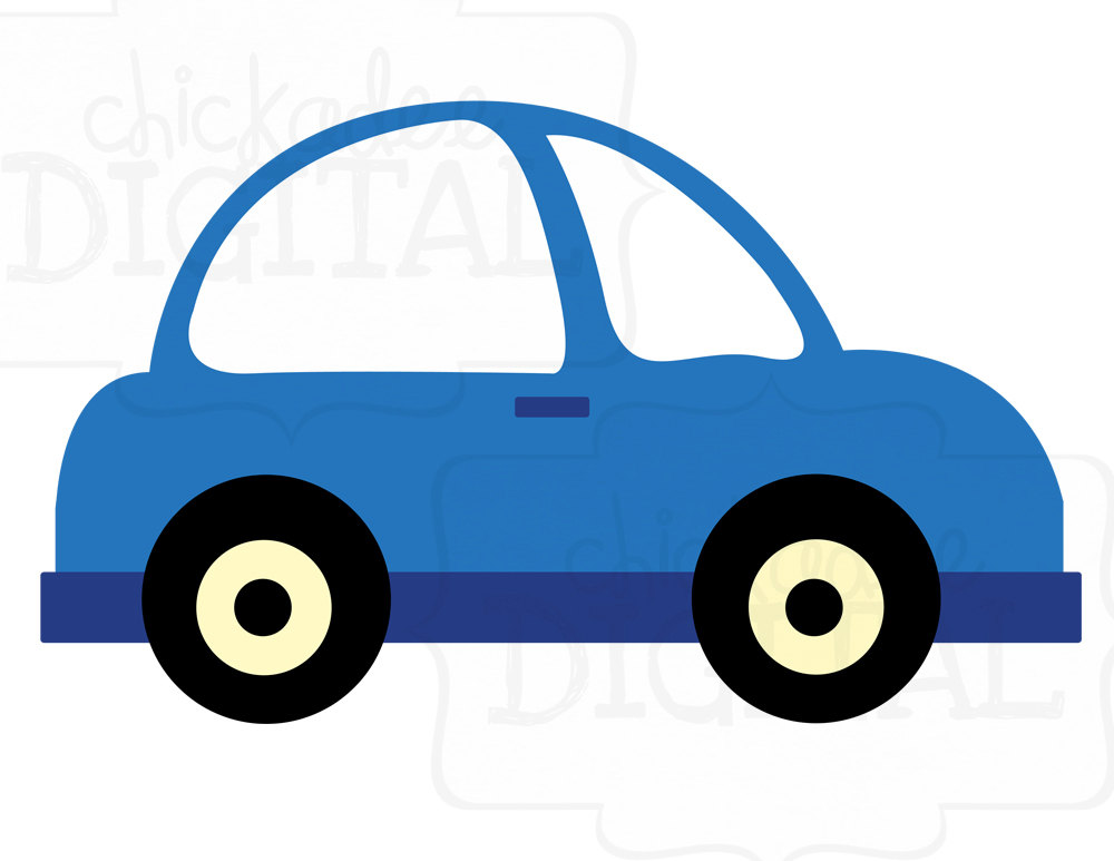 Clipart cars blue. Car clip art black