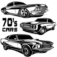 Cars clipart vector. Free sample vinyl ready