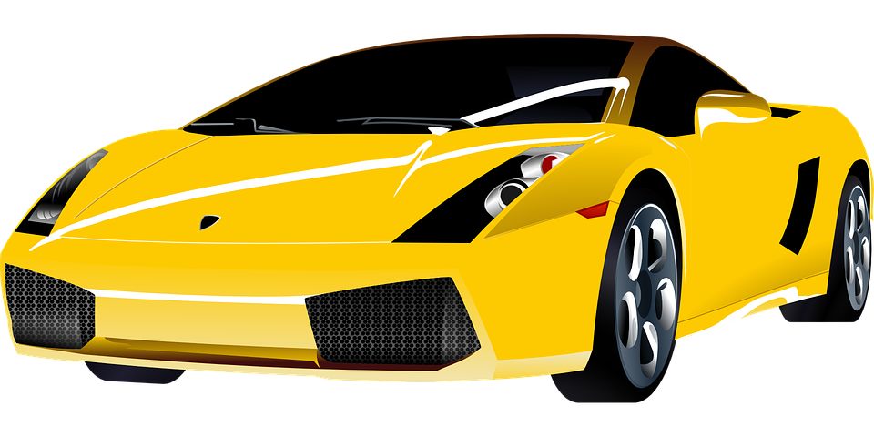 Cars clipart vector. Race car expensive pencil