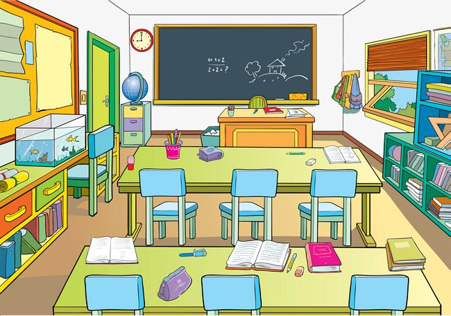 Clipart School Classroom Clipart School Classroom Transparent Free For Download On Webstockreview 2021
