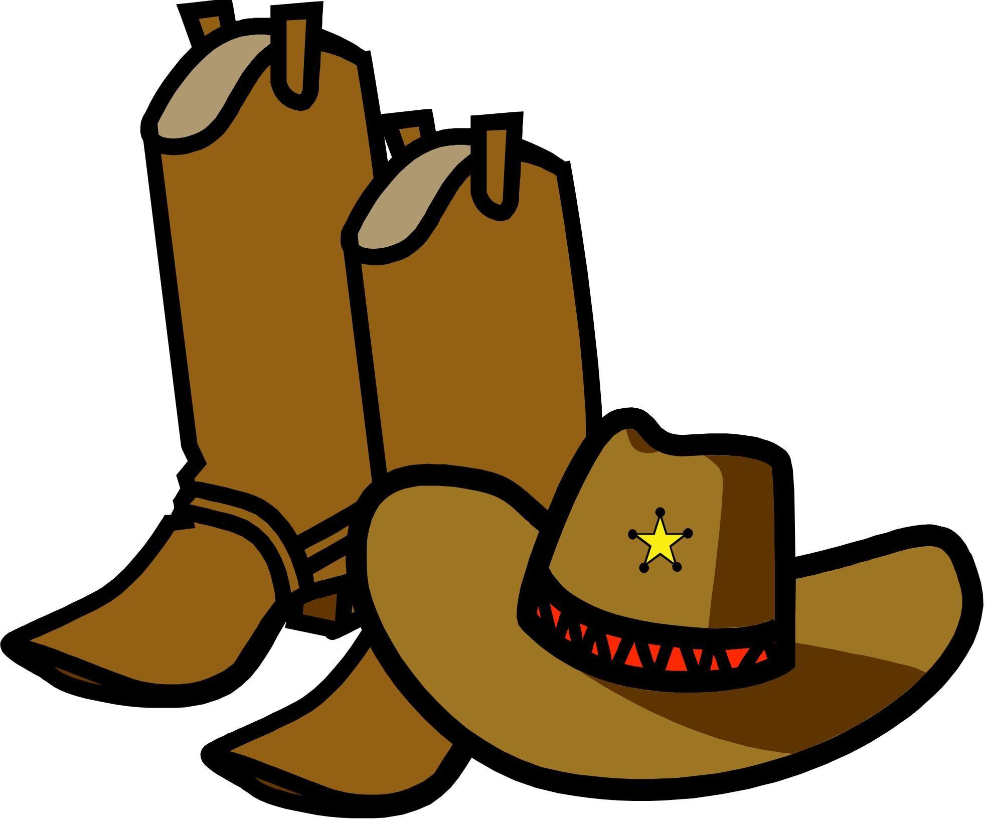 Body clipart cowboy. Image free cartoon western