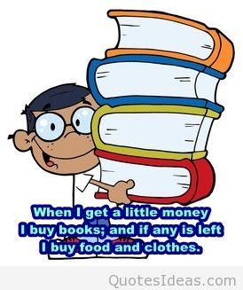 . Cartoon clipart education