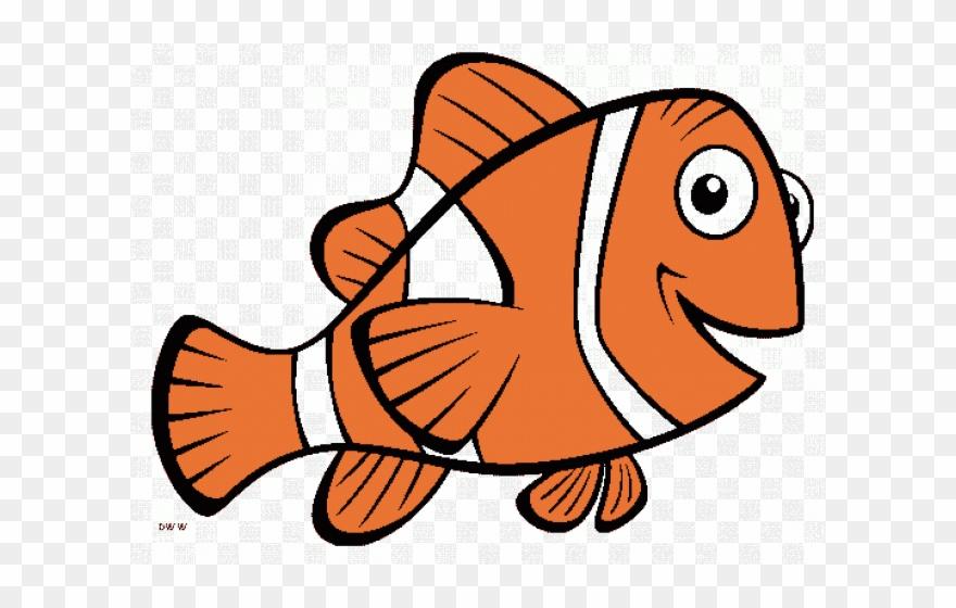 Nemo clipart fish fin. Swordfish clip art marlin