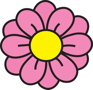 Free flower cliparts download. Flowers clipart cartoon