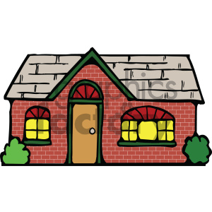 Royalty free images graphics. House clipart cartoon