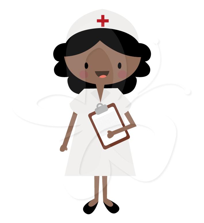 Photos of clip art. Cartoon clipart nurse