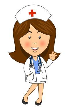 Cartoon clipart nurse. Graphics clip art free