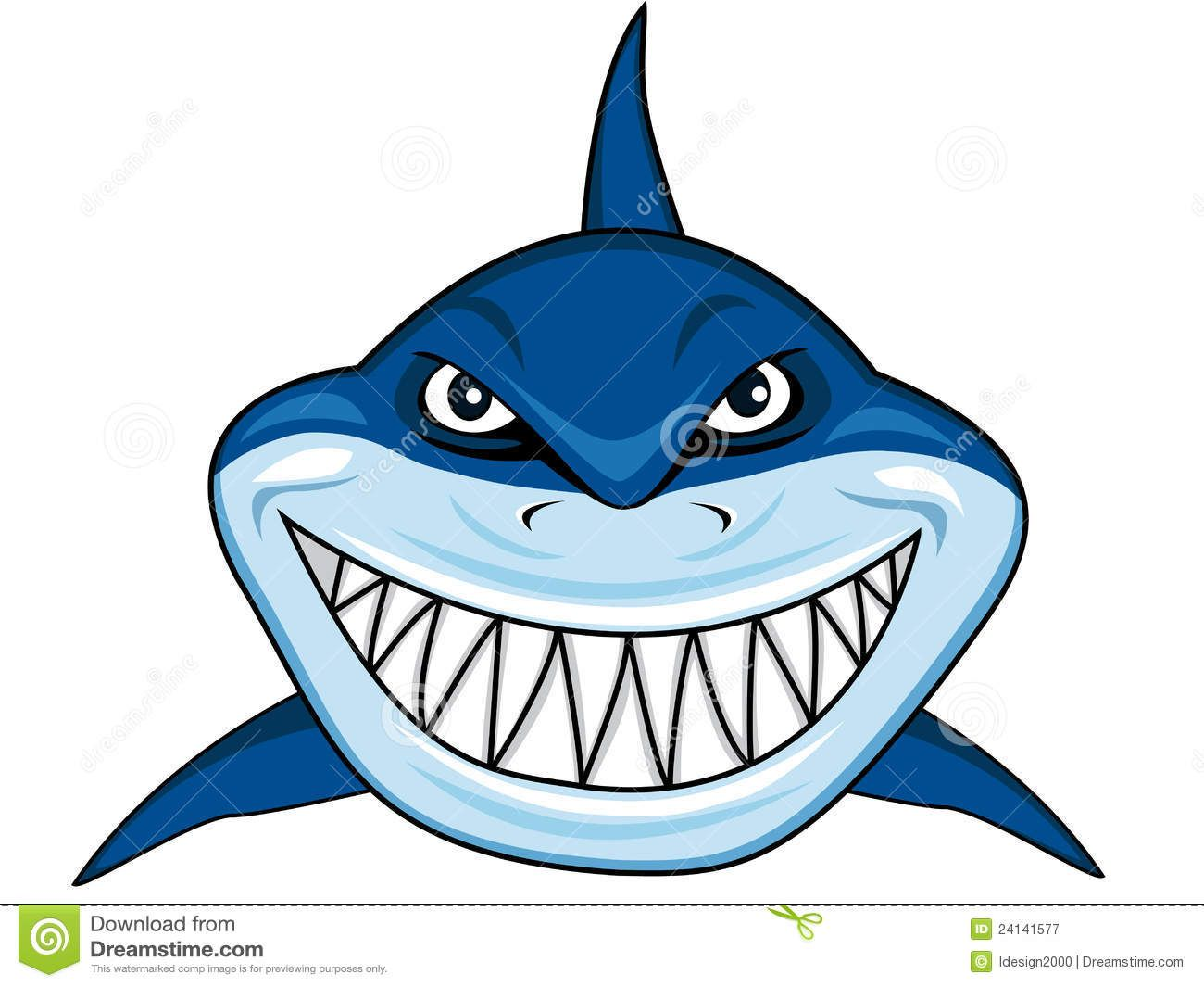 Fin illustration panda free. Clipart shark shark swimming