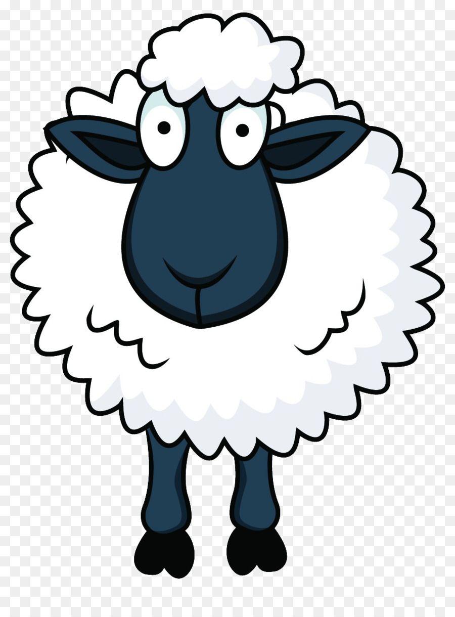Cartoon clip art svg. Sheep clipart crazy