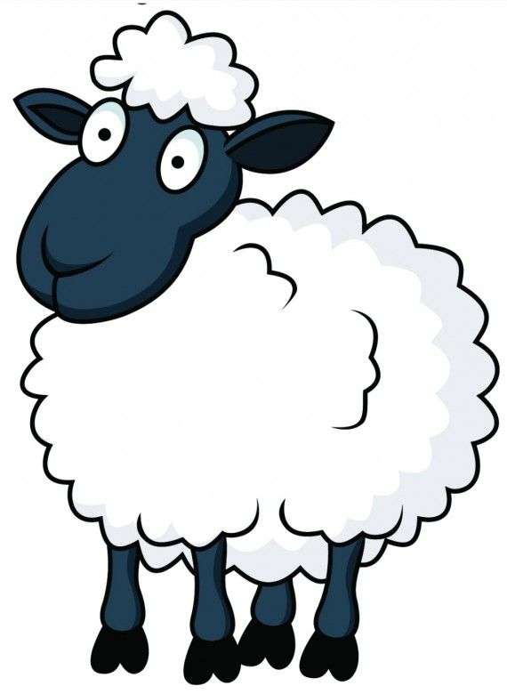 Clipart sheep eid ul adha. Funny cartoon picture new