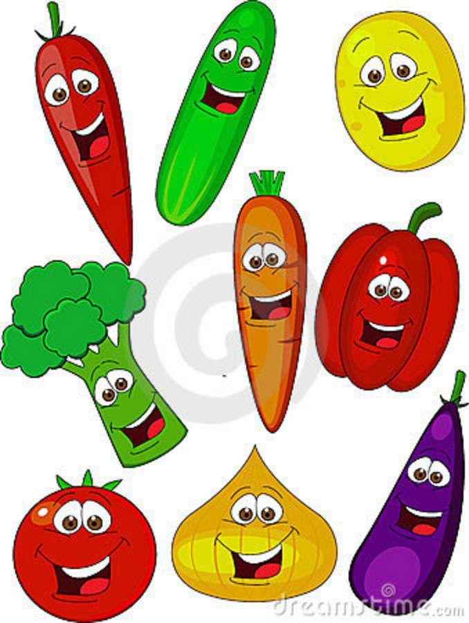 Clipart vegetables cartoon. Vegetable clip art google
