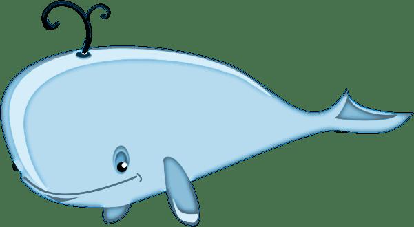 Transparent png stickpng. Cartoon clipart whale