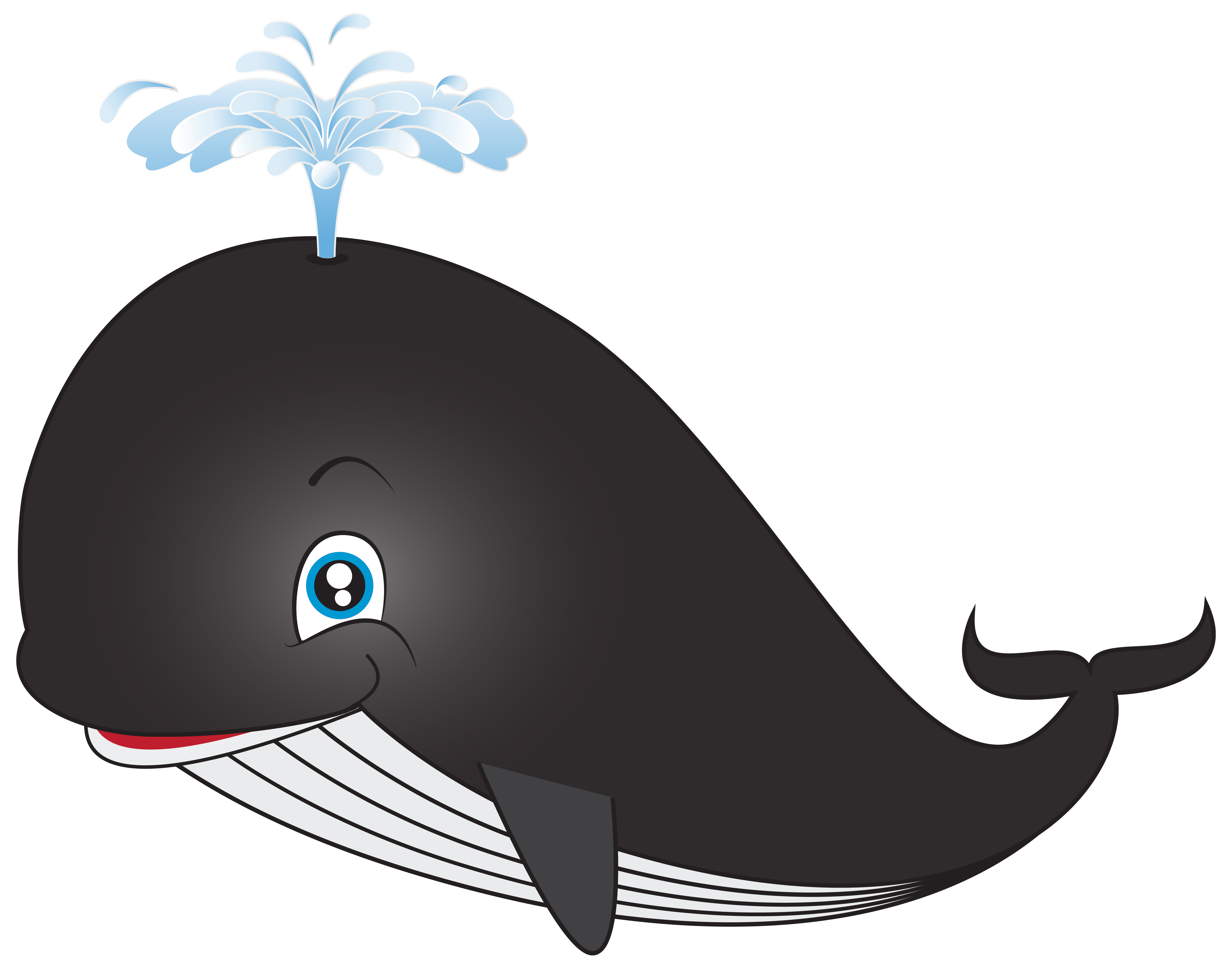 Whale cartoon png clip. Dolphin clipart illustrator