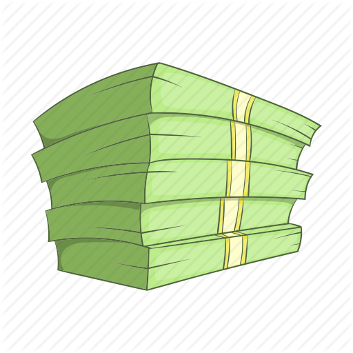 Casino by ivan ryabokon. Cartoon money png