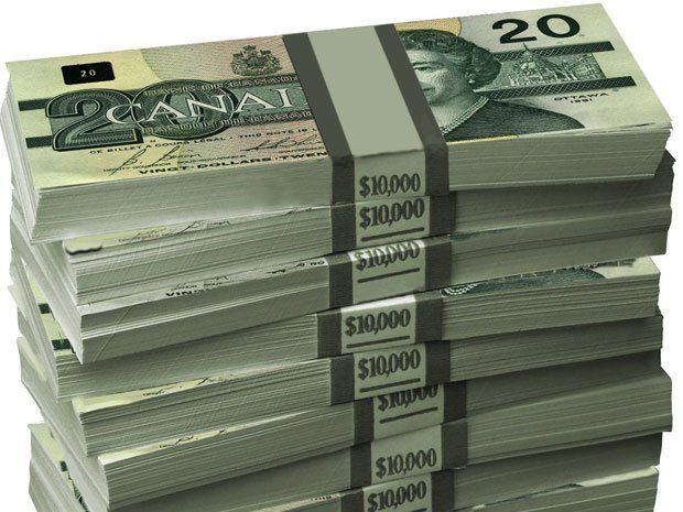 best money board. Cash clipart cash canadian