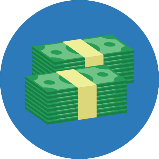 Guaranteed prizes earn money. Cash clipart cash prize
