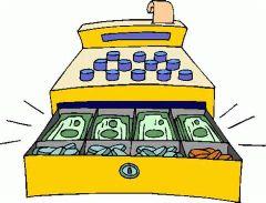 Cash clipart cash register. Index of images newsletter