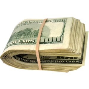Cash clipart cash stack. Of money free psd