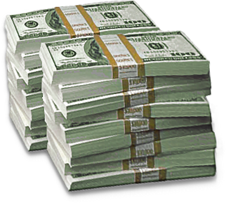 Cash clipart cash stack. Of money bills png