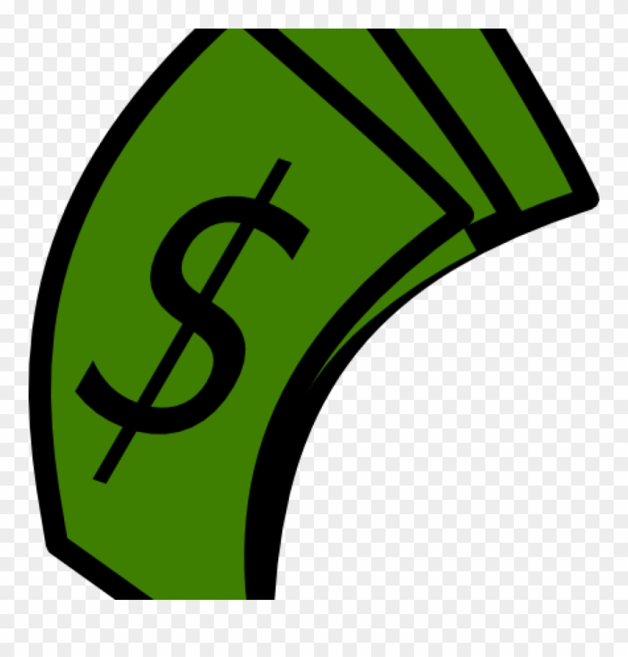 Cash clipart clip art. Science wad of
