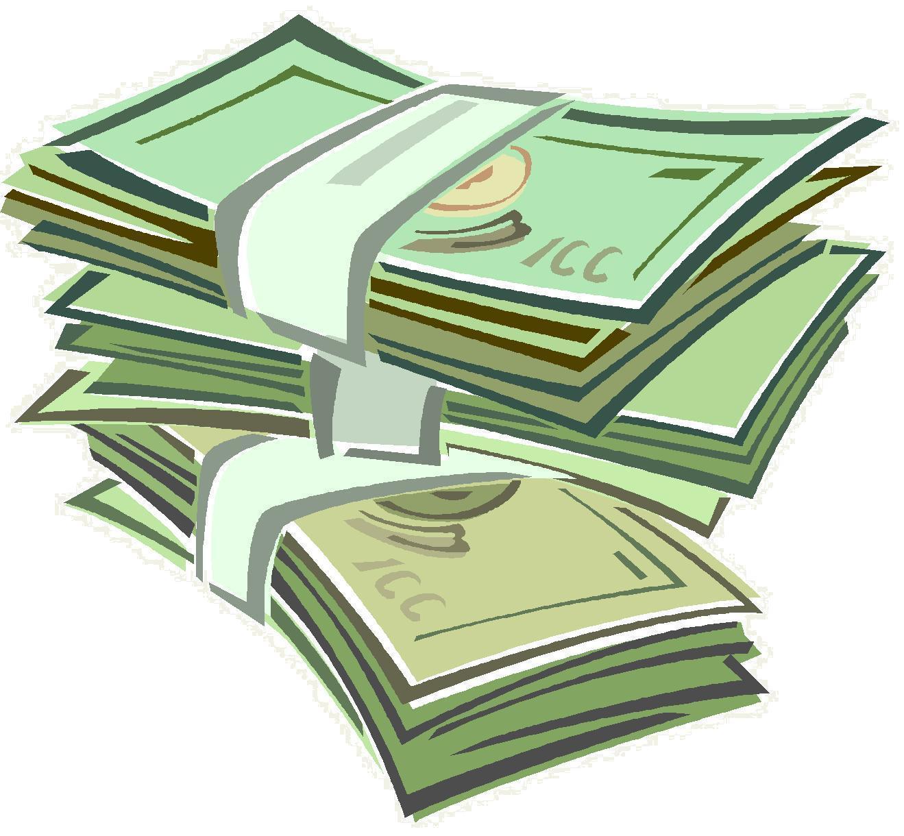 Cash clipart clip art. Money stack panda free