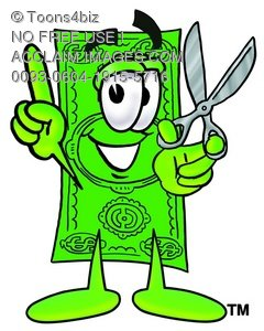 Cash clipart cost. Stock image of a