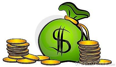 cash clipart economics