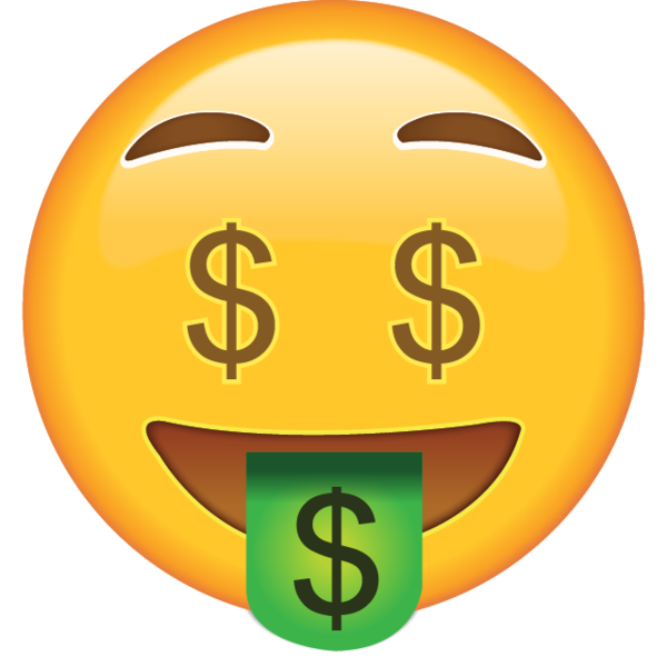 Got money on your. Eyes clipart emotion