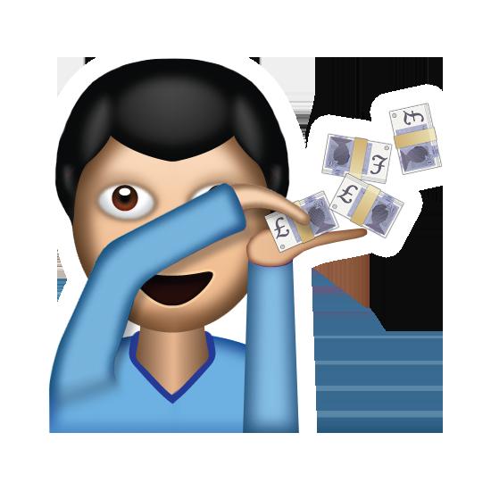These political emojis are. Cash clipart emoji