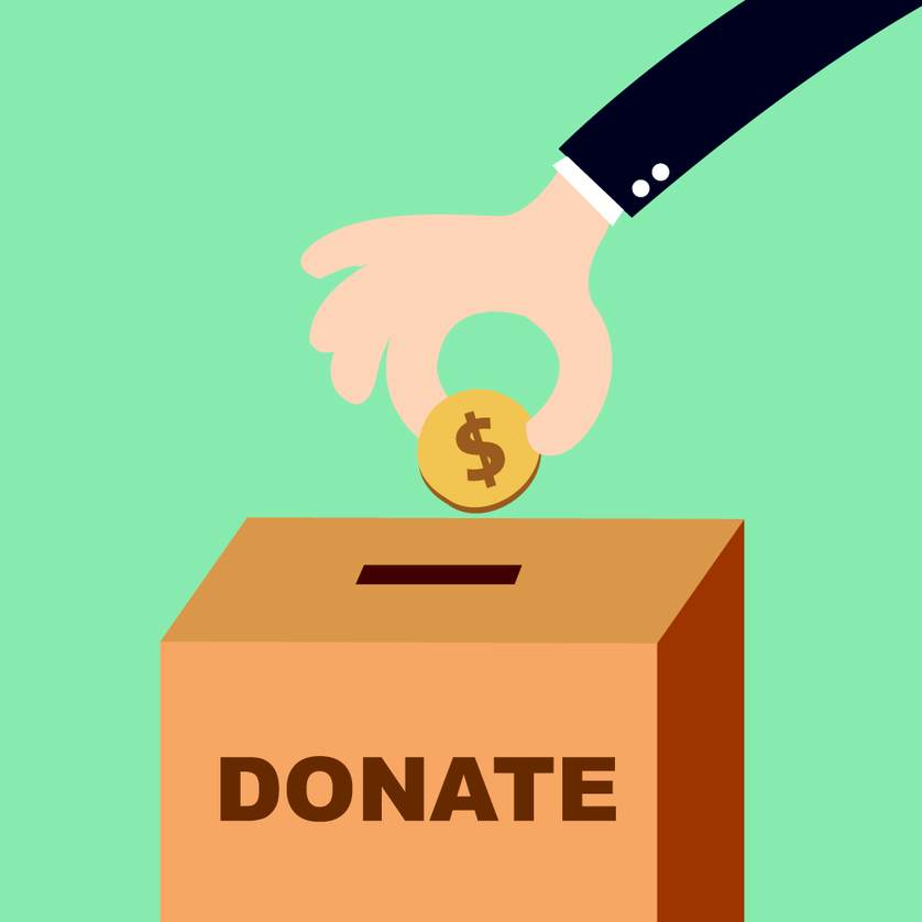 How to tell if. Cash clipart fundraising