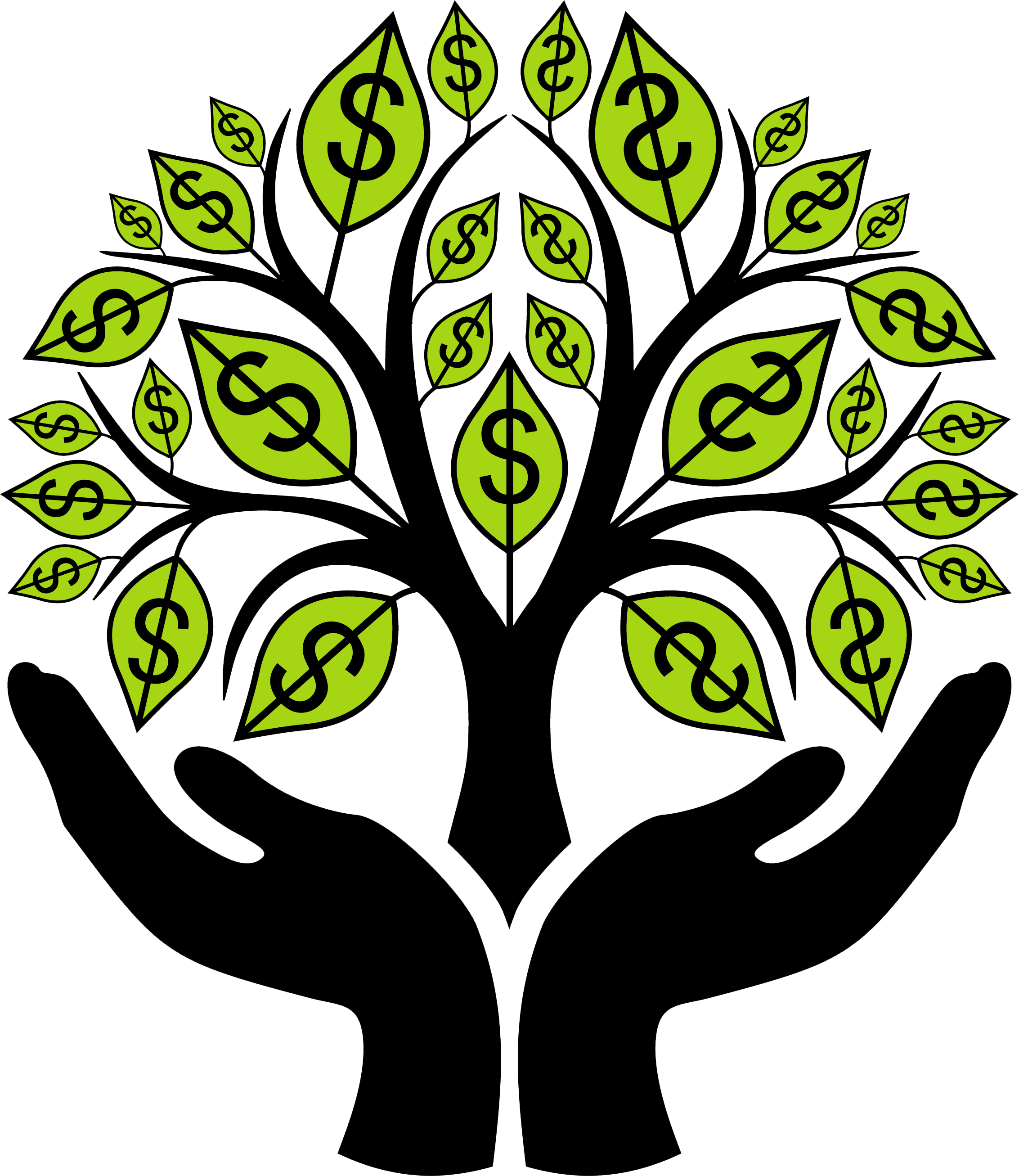 Money clipart money tree. Financing hvac in canoga