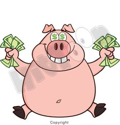 Dollar bill black and. Cash clipart kid