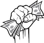 collection of in. Cash clipart line