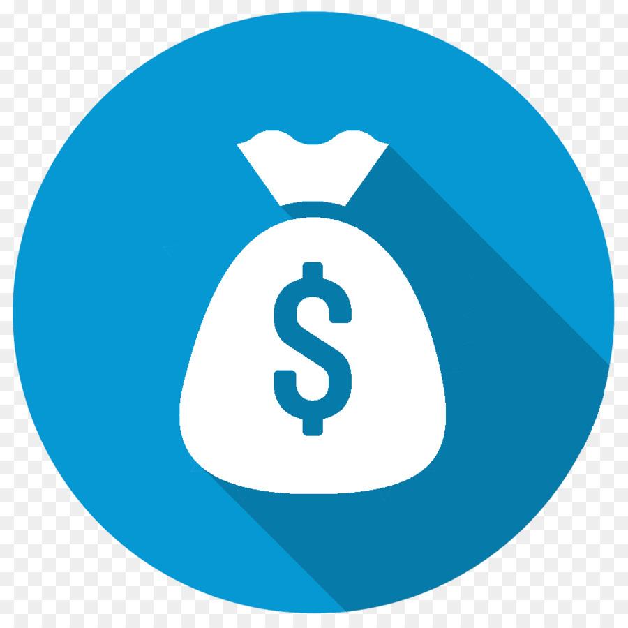 Cash clipart logo. Money blue transparent clip