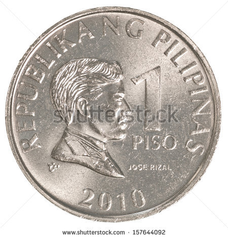 Philippine coins and bills. Cash clipart money coin