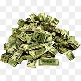 Cash clipart pile money. Png images vectors and