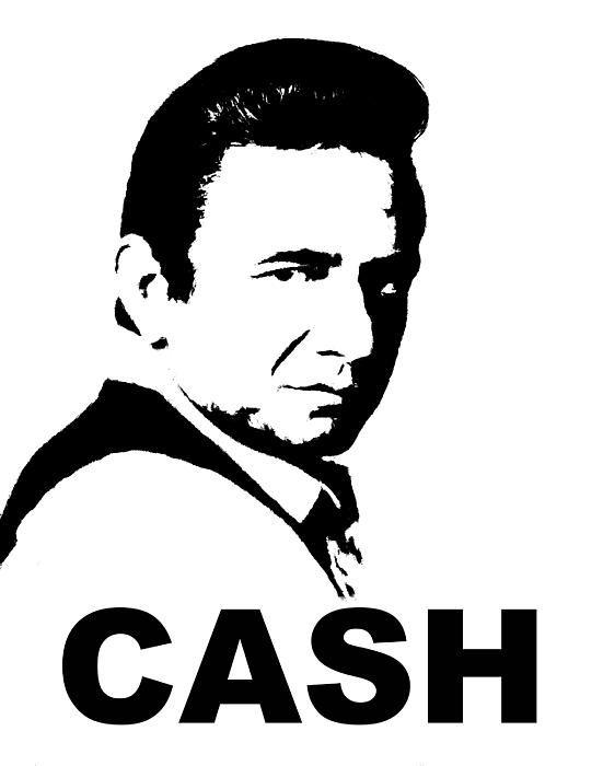 Cash clipart pop art. Johnny modern check out