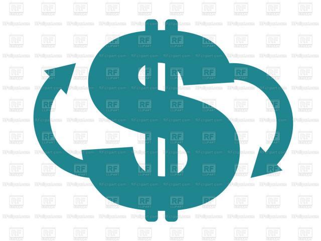 Cash clipart reimbursement. Refund free on dumielauxepices