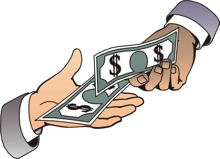 cash clipart reimbursement